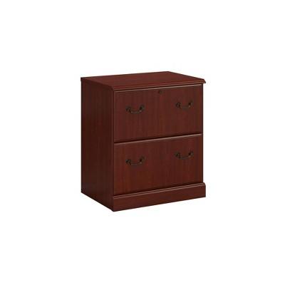 Bennington 2 Drawer File from Kathy Ireland Home - Bush Furniture