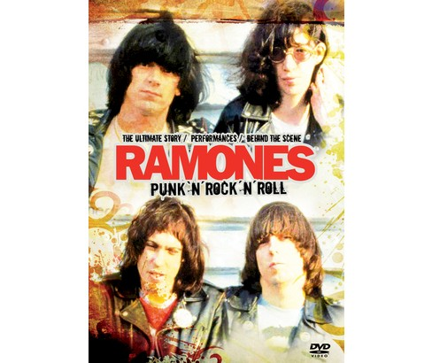 Ramones:Punk n rock n roll (DVD) - image 1 of 1