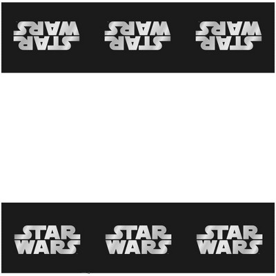 """Star Wars 84""""x54"""" Reusable Party Table Cloth"""