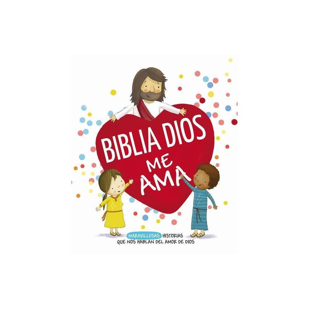 Biblia Dios Me Ama By Cecile Olesen Fodor Board Book