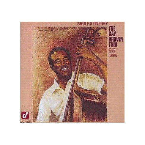 Ray (Bass) Brown - Soular Energy (CD) - image 1 of 1