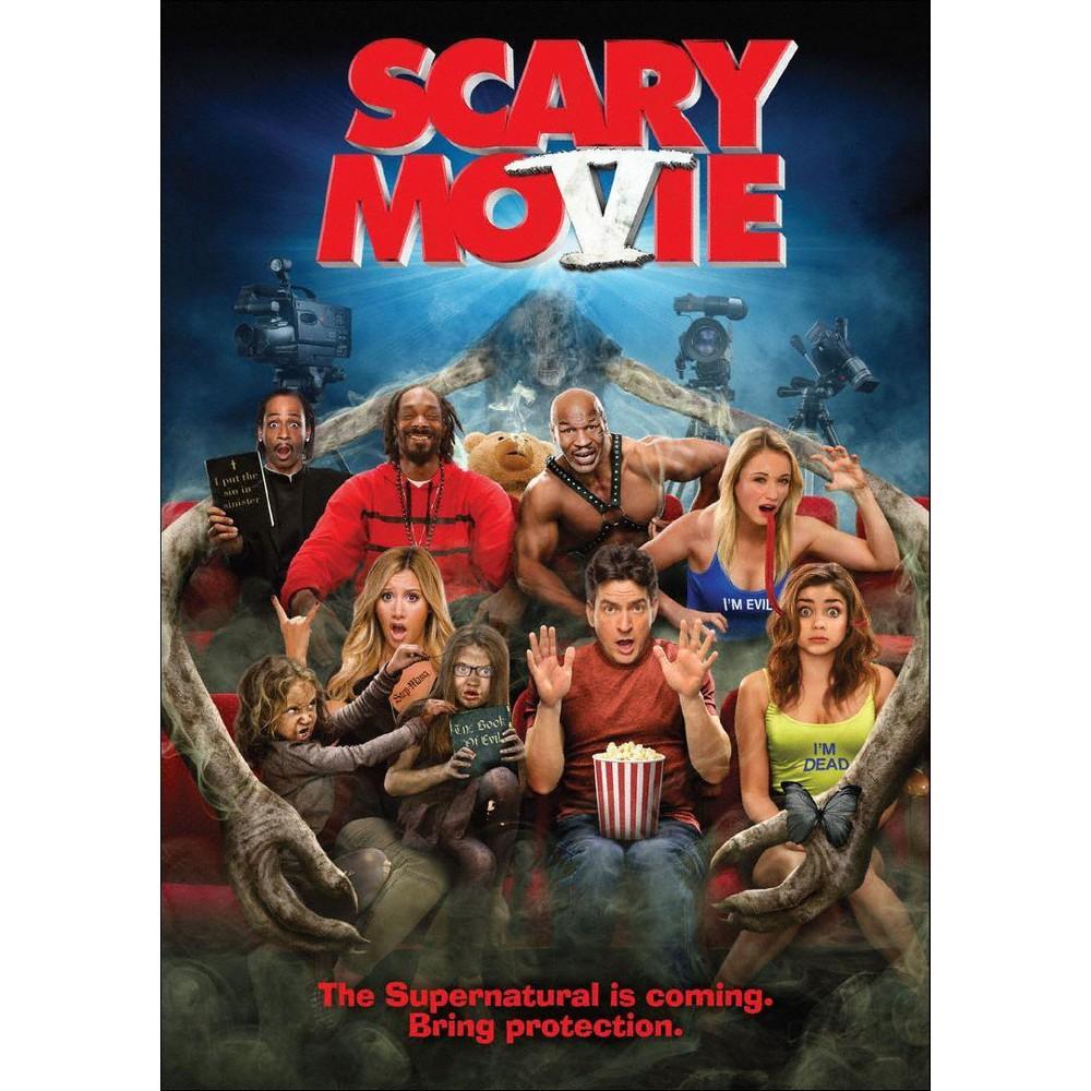 Scary Movie V, Movies