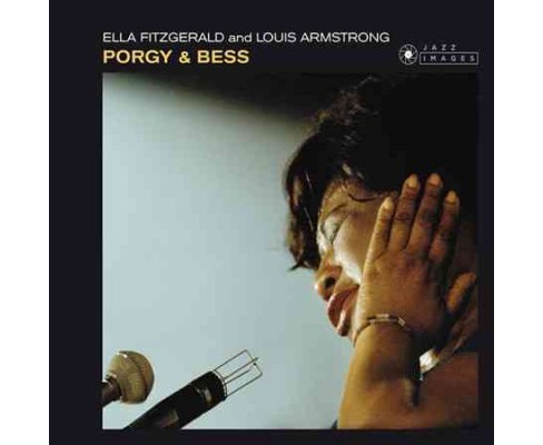 Ella Fitzgerald - Porgy & Bess (CD) - image 1 of 1