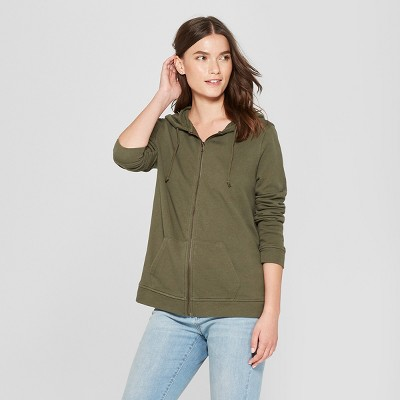 8a0231dc860 Women s Zip-Up Hoodie - Universal Thread™