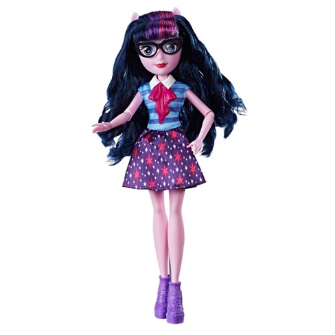My Little Pony Equestria Girls Twilight Sparkle Classic Style Doll - image 1 of 4