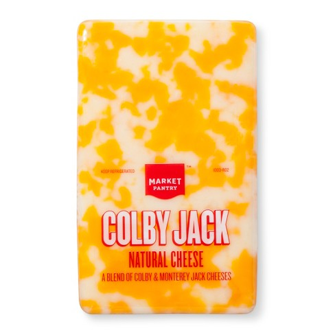 Colby Jack Cheese by the pound - Market Pantry™ - image 1 of 1