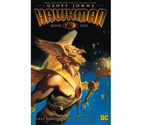 Hawkman 1 (Paperback) (Geoff Johns) - image 1 of 1