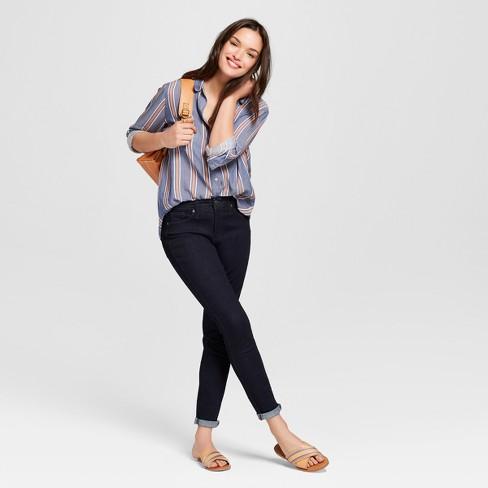 39c2c63333d7 Women's High-Rise Skinny Jeans - Universal Thread™ Dark Wash. Shop all Universal  Thread