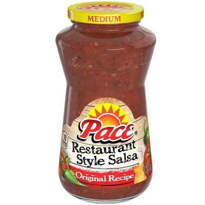 Salsas & Dips: Pace Restaurant Style Salsa