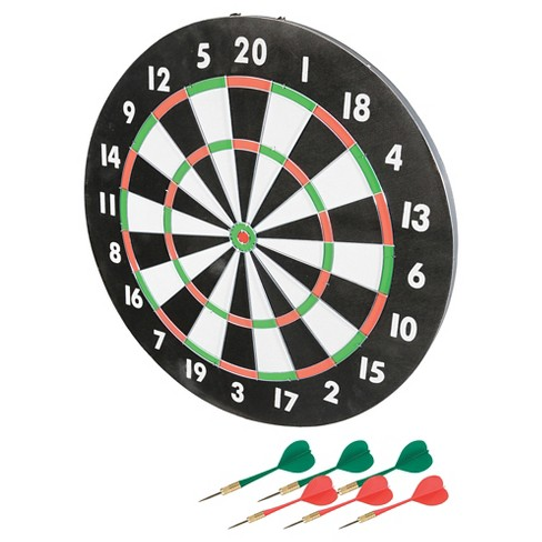 "Franklin Sports 17"" Paper Dartboard - image 1 of 3"