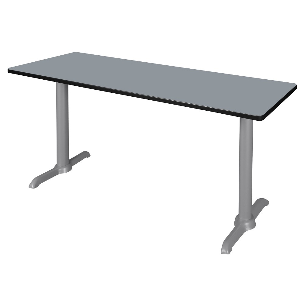 72 Via Training Table Gray - Regency