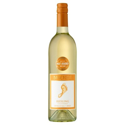 Barefoot Cellars Riesling White Wine - 750ml Bottle