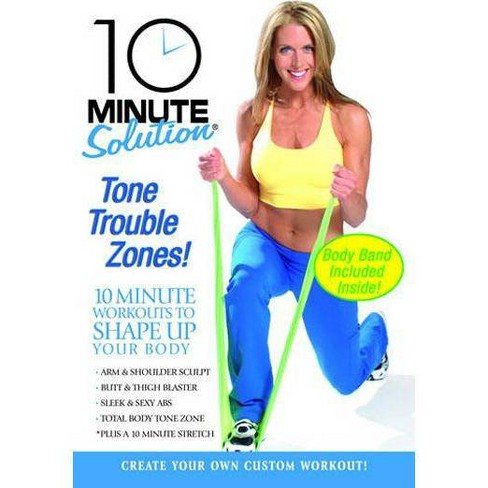 10 Minute Solution: Tone Trouble Zones (DVD) - image 1 of 1