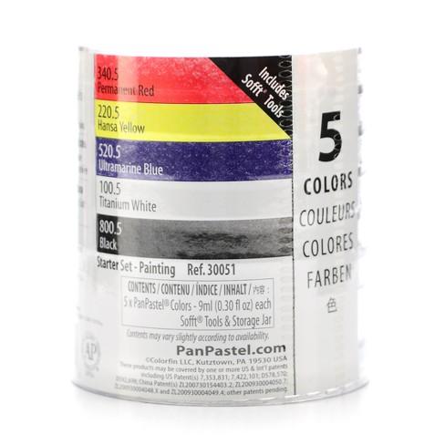 Painting Starter Set 5ct - PanPastel - image 1 of 1
