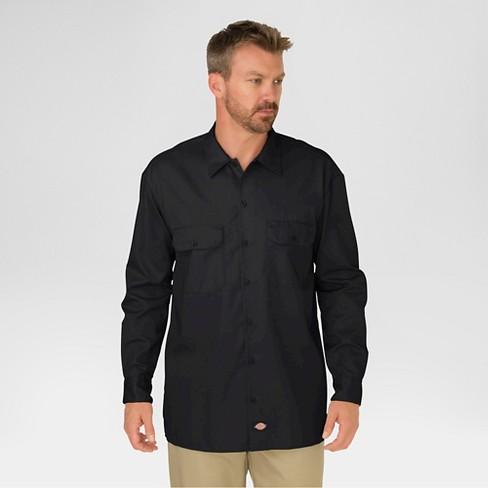 Dickies Men's Original Fit Long Sleeve Twill Work Shirt - image 1 of 2