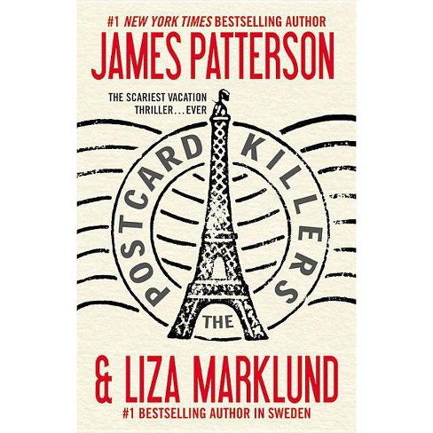The Postcard Killers (Reprint) (Paperback) by James Patterson - image 1 of 1