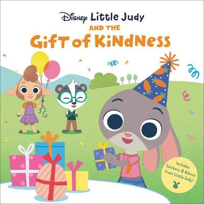 Little Judy and the Gift of Kindness (Disney Zootopia) - (Pictureback(r)) (Paperback)