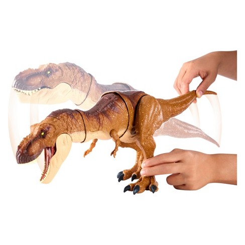 Jurassic World Action Figure Park Tyrannosaurus Rex Dinosaur Model Comfortable And Easy To Wear Action Figures