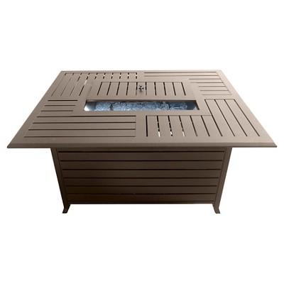 AZ Patio Heaters® Fire Tables   Espresso Brown : Target