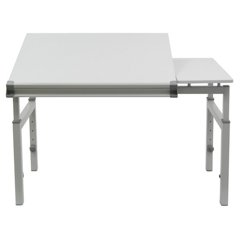 "Graphix II Workstation - 24"" x 36"" - White/Gray - image 1 of 4"