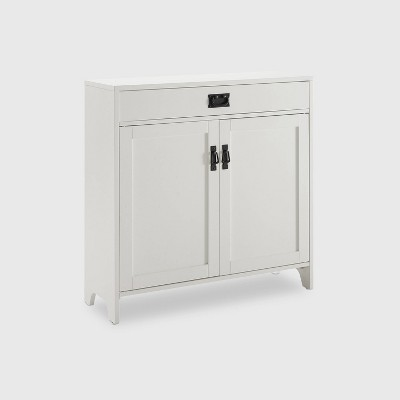 Fremont Accent Cabinet White - Crosley