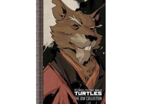 Teenage Mutant Ninja Turtles The IDW Collection 2 (Hardcover) (Mike Costa & Ben Epstein & Kevin Eastman - image 1 of 1