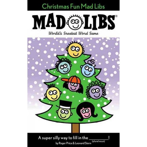 about this item - Christmas Mad Libs For Adults