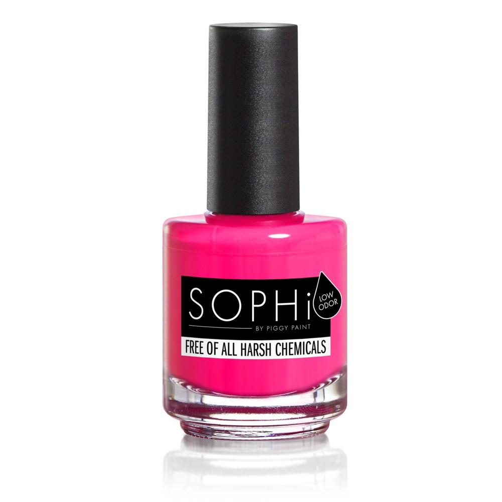 SOPHi by Piggy Paint Non-Toxic Nail Polish 2.2 oz - #NoFilter