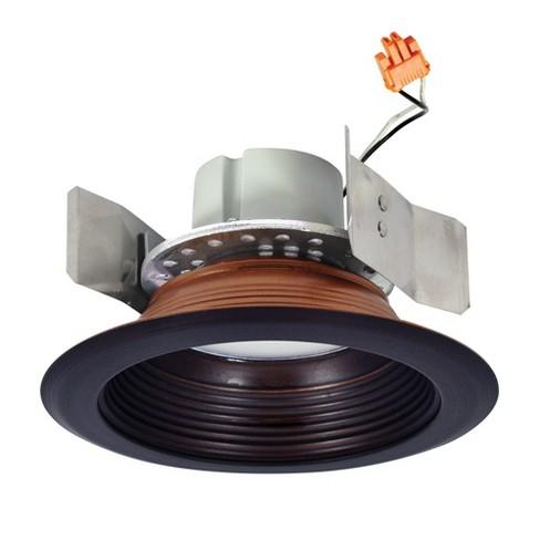 "Nora Lighting NLCBC-55227 Cobalt 5"" LED 2700K Baffle Recessed Trim - image 1 of 1"