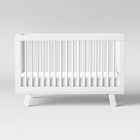 Babyletto Hudson 3-in-1 Convertible Crib with Toddler Bed Conversion Kit - image 1 of 4