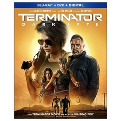 Terminator: Dark Fate (Blu-ray + DVD)