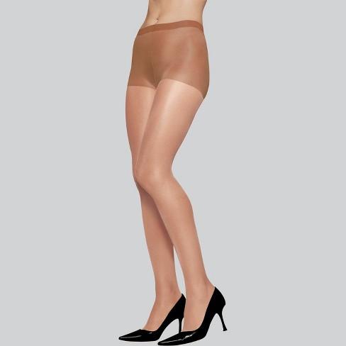 L'eggs Everyday Women's Sheer Regular 4pk Pantyhose - Tan B - image 1 of 2