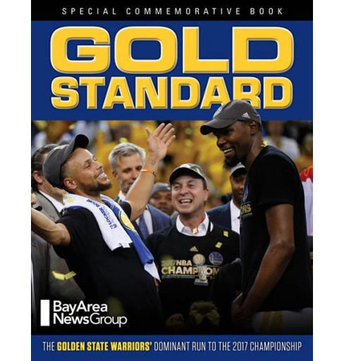 2017 Nba Champions : Western Conference Higher Seed (Paperback) - image 1 of 1