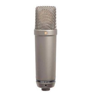 Rode Microphones NT1-A Quiet Studio Condenser Microphone