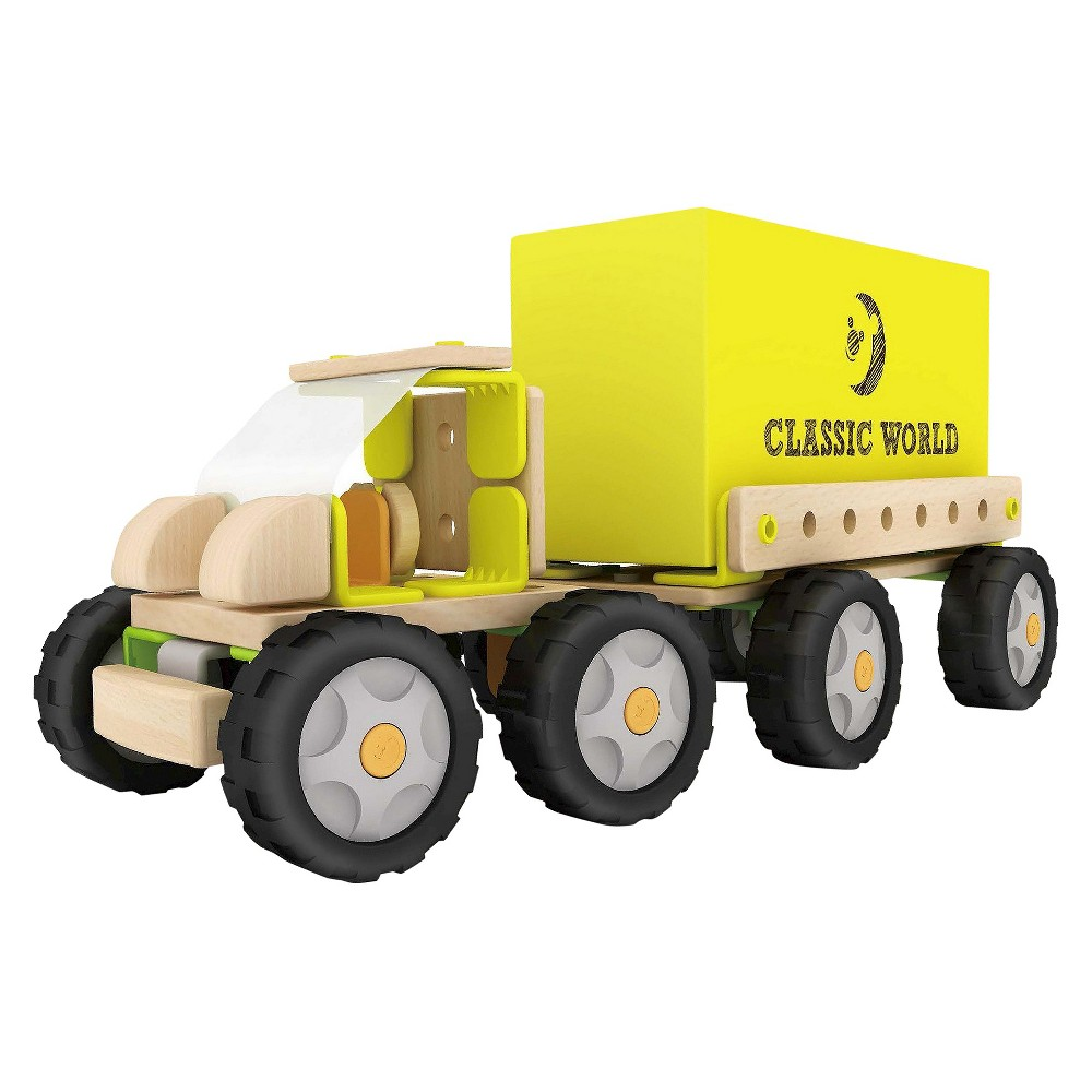Classic Toys Container Truck