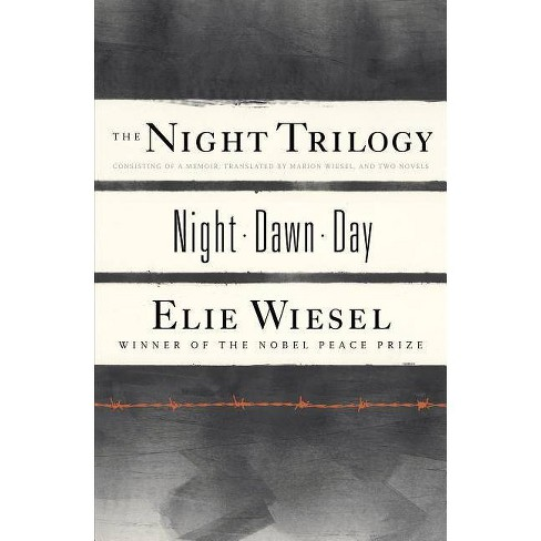 The Night Trilogy - by  Elie Wiesel (Paperback) - image 1 of 1