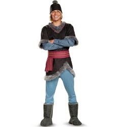 Frozen Kristoff Adult Costume