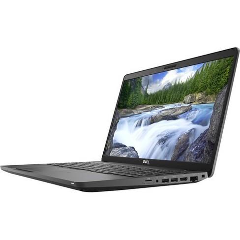 "Dell Latitude 5000 5501 15.6"" Notebook - 1920 x 1080 - Core i5 i5-9400H - 8 GB RAM - 256 GB SSD - Windows 10 Pro 64-bit - Intel UHD Graphics 630 - image 1 of 4"