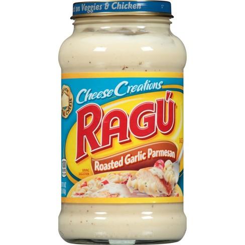 Ragu Cheesy Roasted Garlic Parmesan Pasta Sauce - 16oz - image 1 of 4