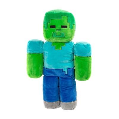 Minecraft Zombie Pillow Buddy