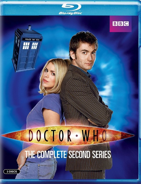Doctor Who:Complete Second Series (Blu-ray) - image 1 of 1