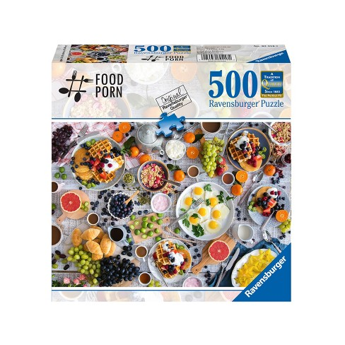 Ravensburger The Funky Brunch 500pc Puzzle - image 1 of 4