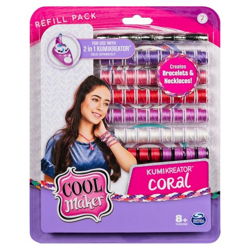 Cool Maker Kumi Kreator Fashion Large Pack - Coral - image 1 of 3