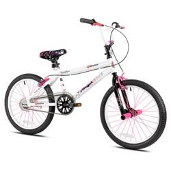 "Kids Razor Angel Bicycle - White (20"")"