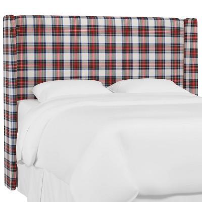 Wingback Headboard Stewart Dress - Skyline Furniture