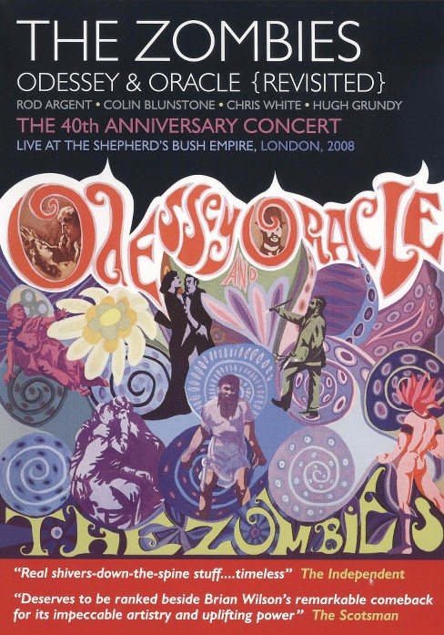 Odessey and oracle:40th anniversary c (DVD) - image 1 of 1