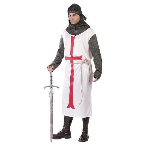 Men's Templar Knight Costume - image 1 of 1