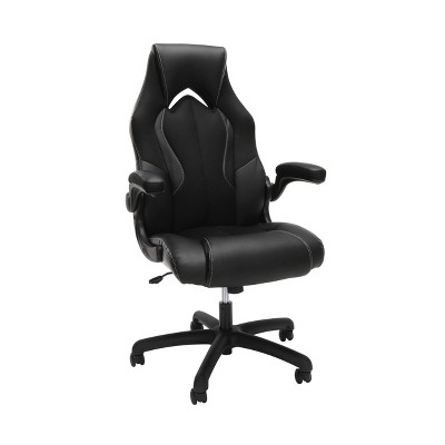 Essentials Collection High Back Racing Style Gaming Chair Black - OFM