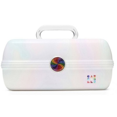 Caboodles On The Go Girl Makeup Case - White