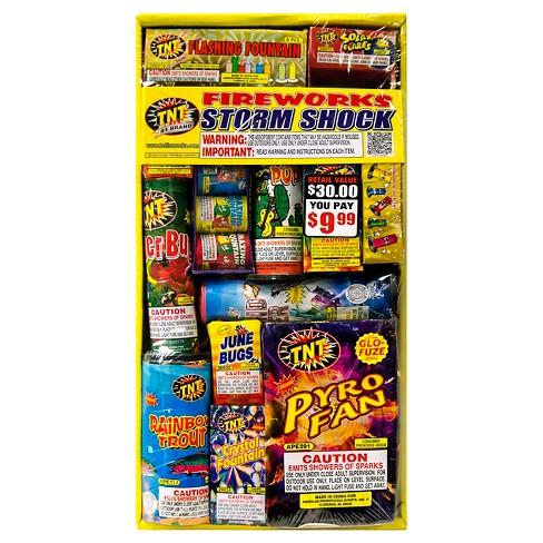 TNT Fireworks Multipack - image 1 of 1